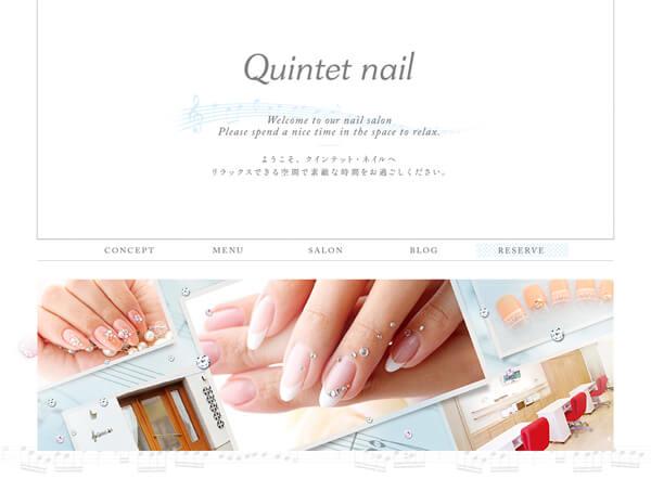 Quintet-nail